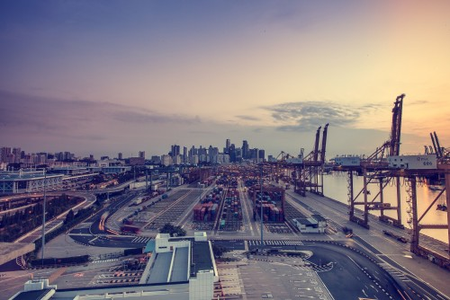Amendment in Environmental Clearance of Project Construction of 4th container terminal and marine container terminal